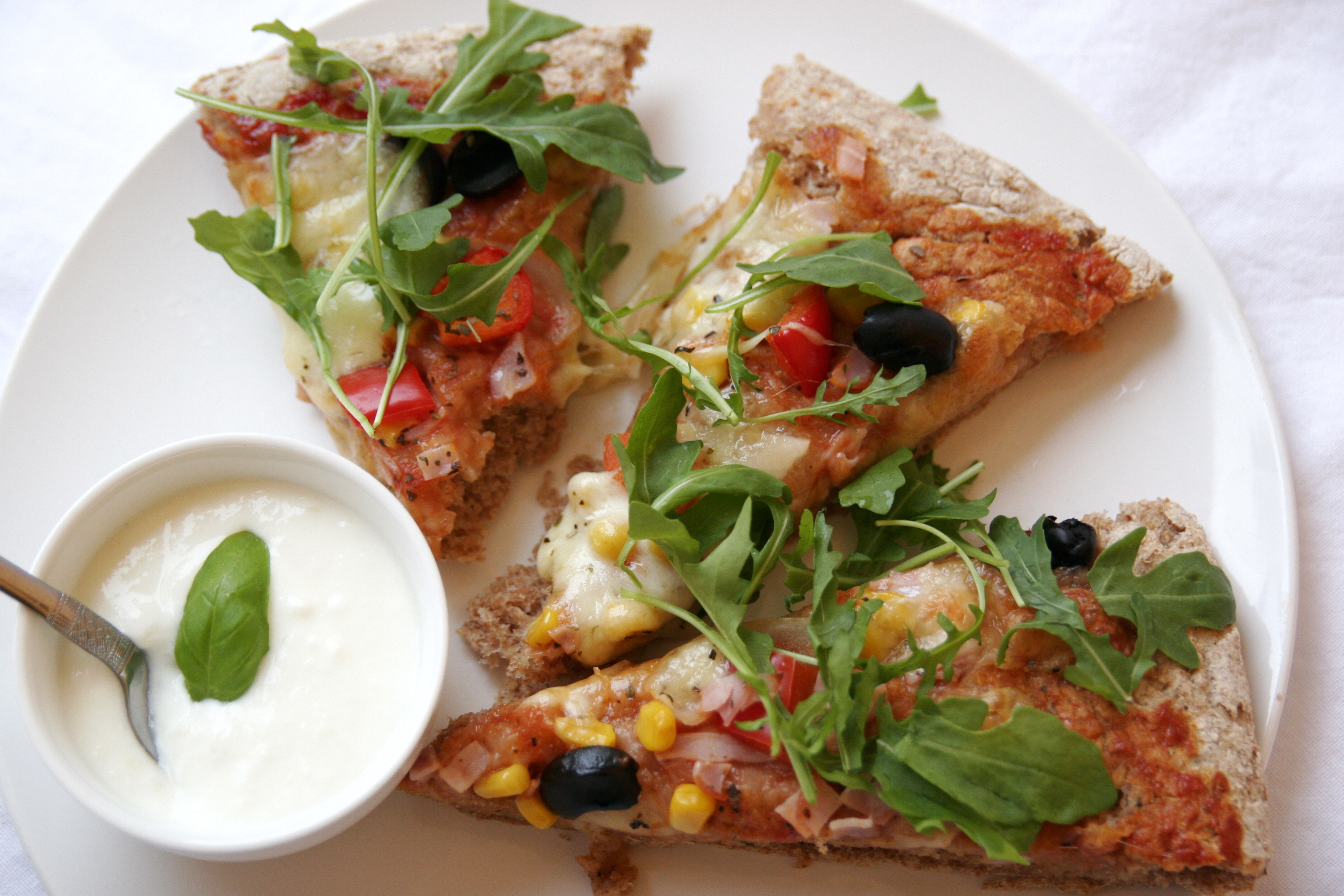 Dietetyczna Pizza Fit Pizza Qulinarna
