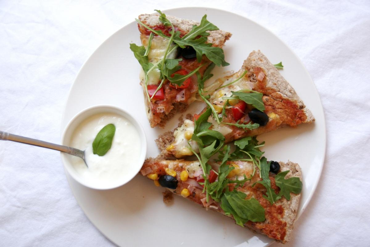 DIETETYCZNA PIZZA (FIT PIZZA)